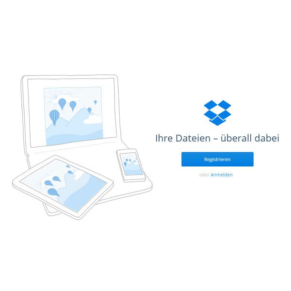 Wie erhalte ich meine Daten?