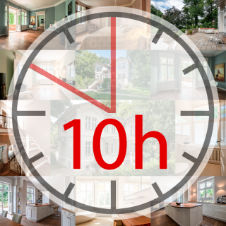 PrimePhoto: 10 bis 20 Immobilienfotos pro Tag