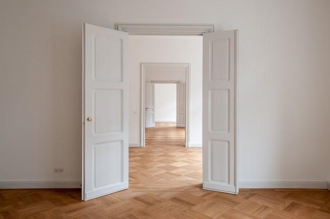 Durchgangszimmer erlauben spektakuläre Sichtachsen