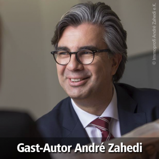 Interview mit André Zahedi