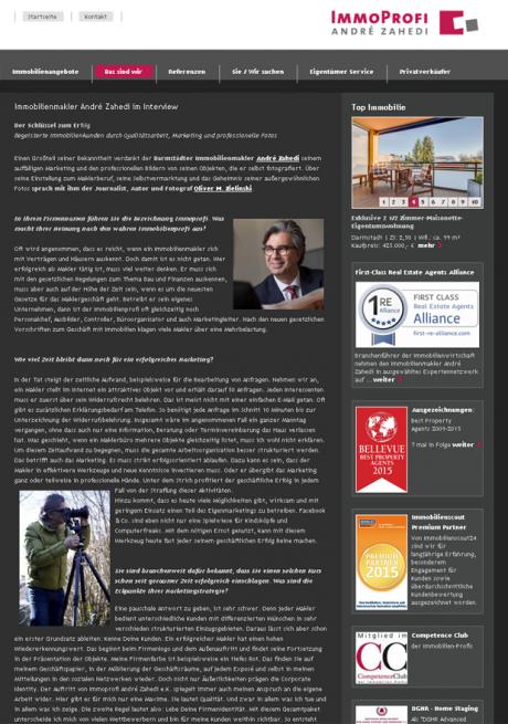 10 Fragen, 10 Antworten – André Zahedi spricht Klartext