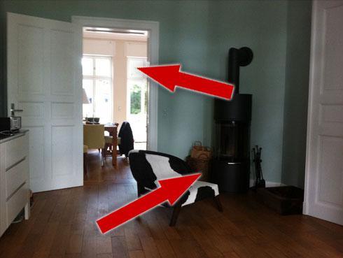 Fehler bei Immobilienfotos: Unausgeglichene Belichtung