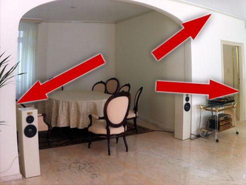 Fehler bei Immobilienfotos: Gebogene Kanten