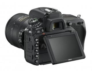 Nikon D750 Klappmonitor