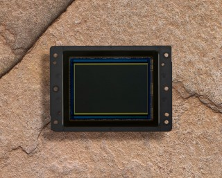 Nikon D750 - Sensor