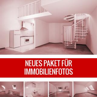 Neues Paket für Immobilienfotos