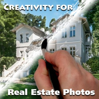 How much creativity can a real estate photo take?