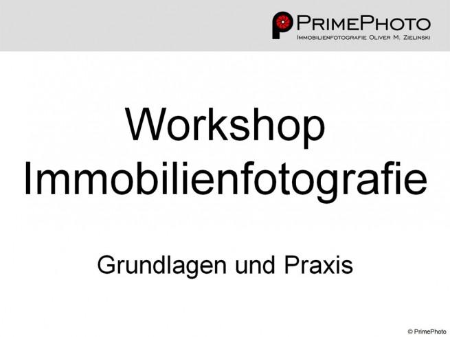 PrimePhoto Workshop Immobilienfotografie - Grundlagen und Praxis