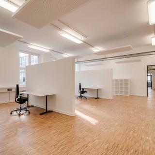 Frisch renovierte Büroflächen in Berlin Prenzlauer Berg