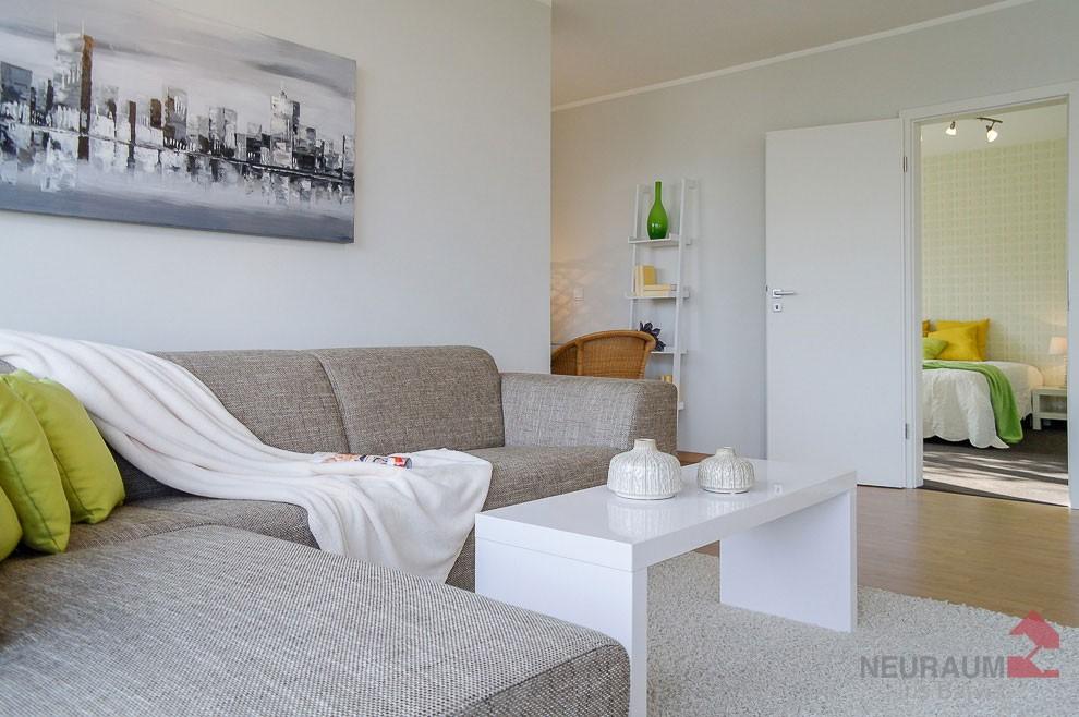Wohnraum gestaltet von Iris Barwa