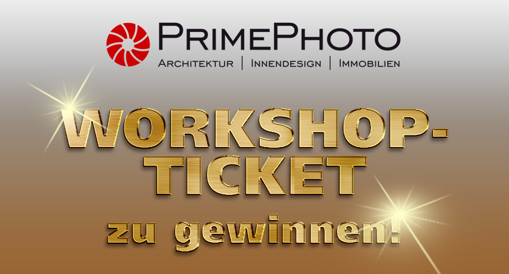 Workshop-Ticket zu gewinnen!