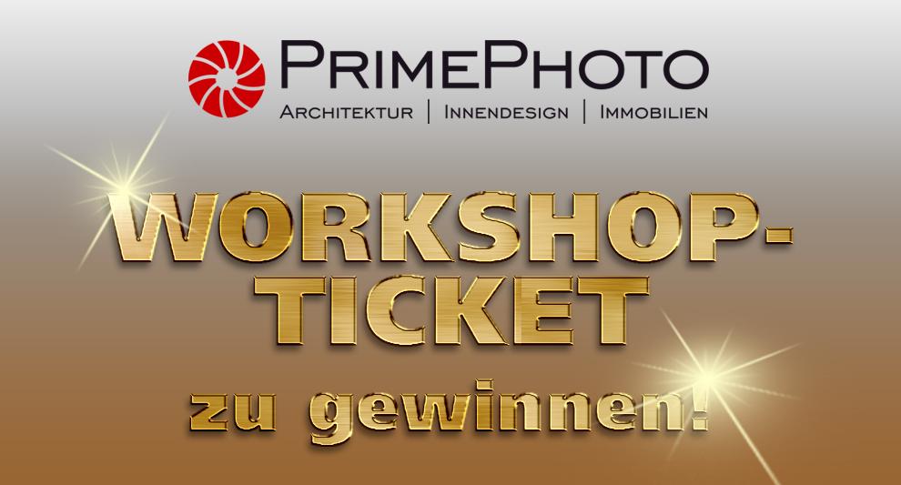 Workshop-Ticket zu gewinnen!