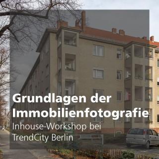 Inhouse-Workshop Immobilienfotos