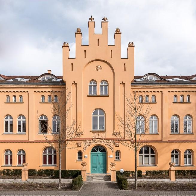 Wohnen in Berliner Schloss