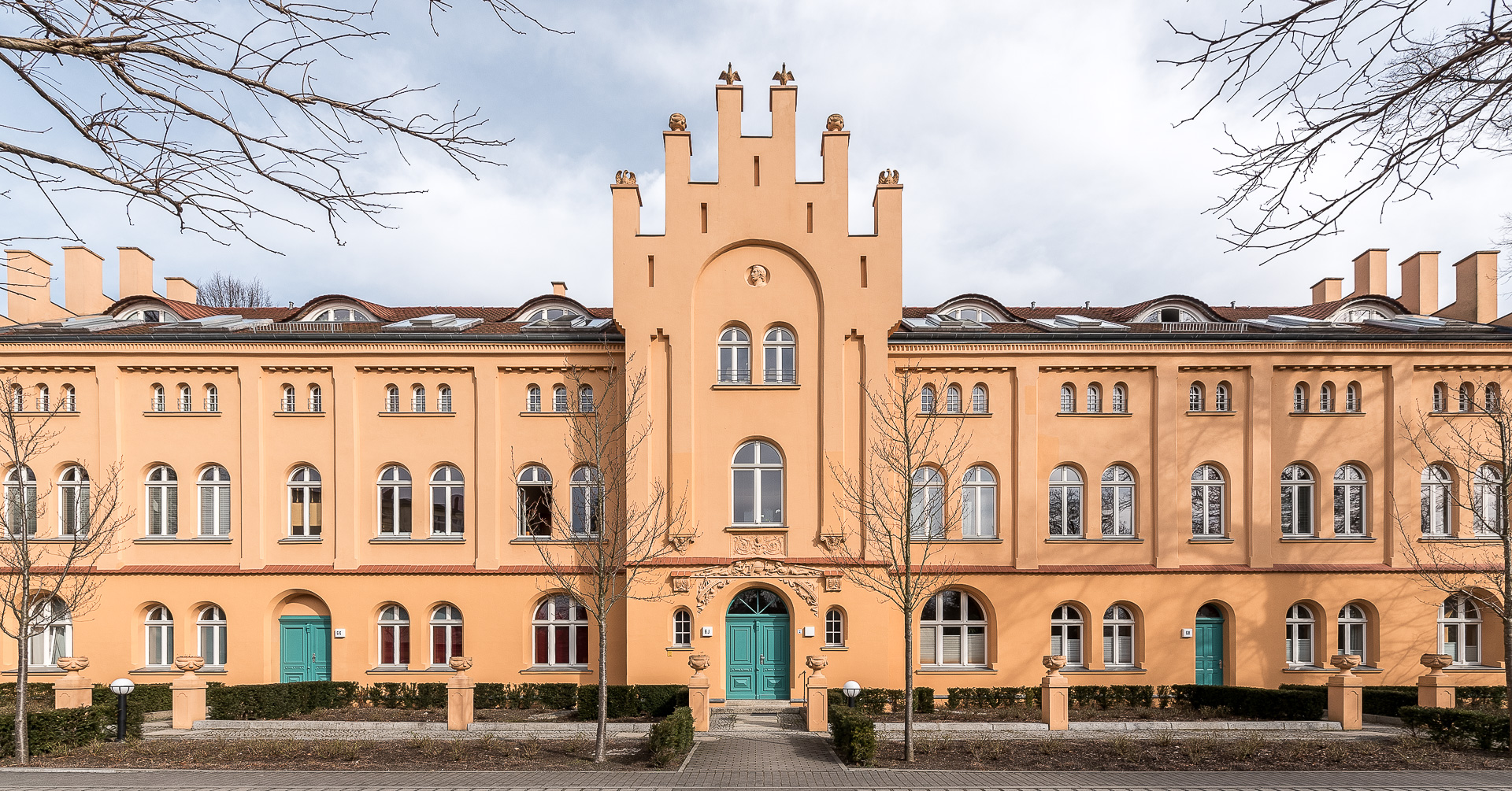 See-Schloss Berlin-Hermsdorf