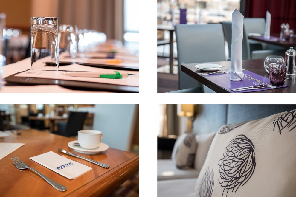 Tagungsraum, Restaurant, Café, Hotelzimmer
