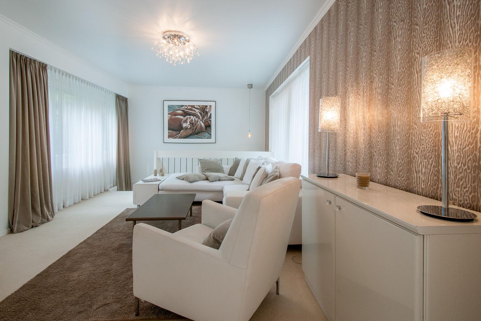 Wohnzimmer Einliegerwohnung