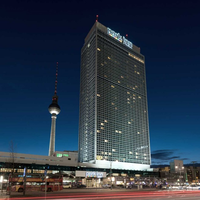 Hotel ParkInn am Alexanderplatz