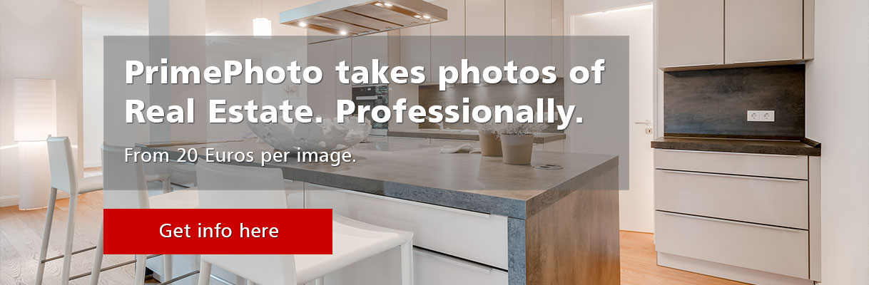 Professional real estate photography from Berlin.