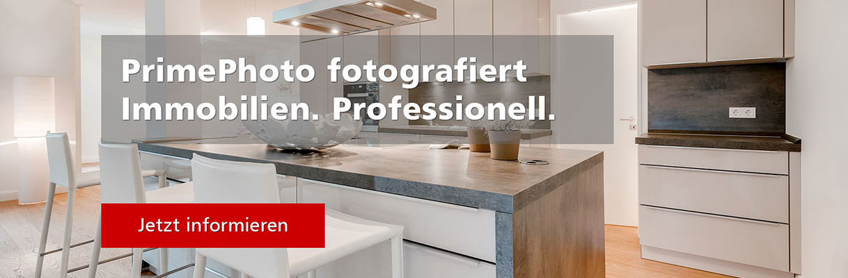 Professionelle Immobilienfotografie aus Berlin