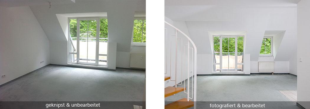 Wohnzimmer geknipst / fotografiert
