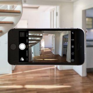 Kann ich mit meinem Smartphone Immobilien fotografieren?