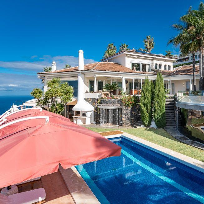 Luxusvilla auf der Insel Teneriffa