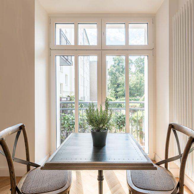 Moderne Altbau-Wohnung in Mitte