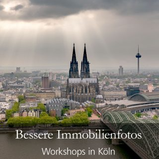 Immobilienfoto-Workshops in Köln