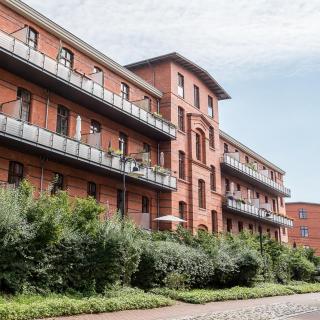 Ex-Gefängnis Berlin-Rummelsburg ist heute Wohnanlage