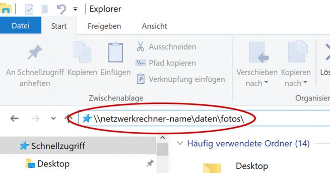 Wiederherstellung der Netzwerkverbindung unter Windows 10