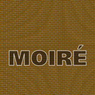Ärgernis im Immobilienfoto: Moiré-Schlieren bei feinen Mustern