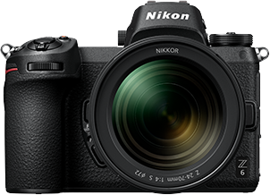 Spiegellose Systemkamera Nikon Z6
