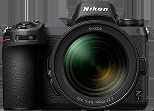Spiegellose Systemkamera Nikon Z7