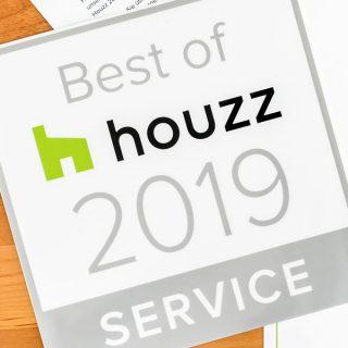 Auszeichnung für PrimePhoto - Best of Houzz 2019 Service