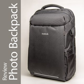 Testing Inexpansive Photo Backpack Inateck