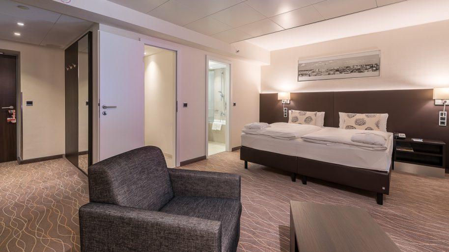 Suite - Kategorie 1 - Hotelfoto - PrimePhoto