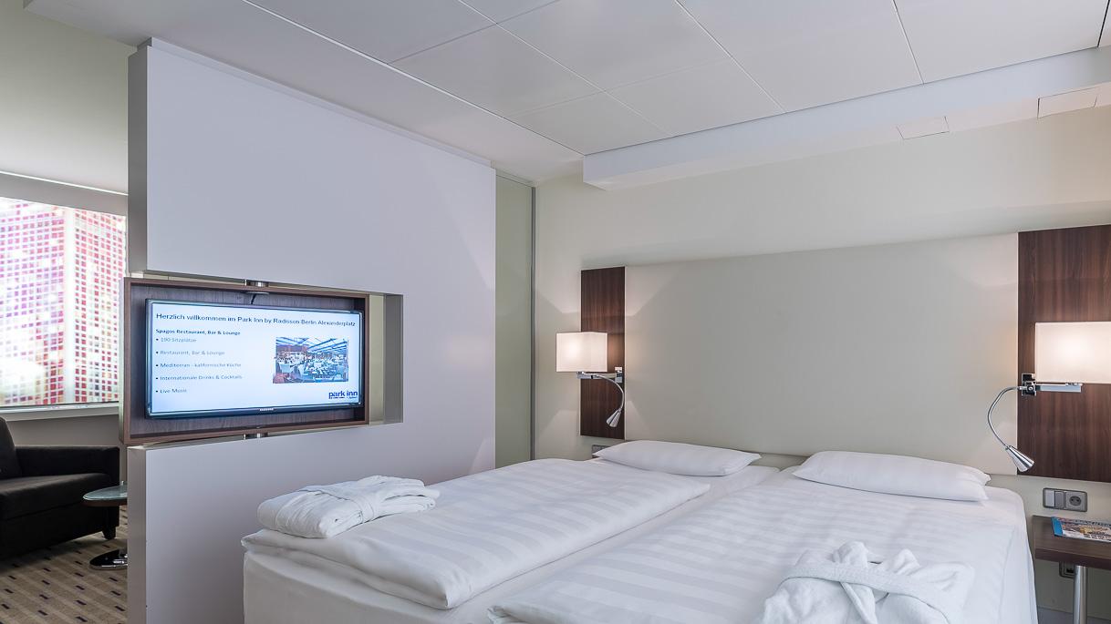 Suite - Kategorie 2 - Hotelfoto - PrimePhoto