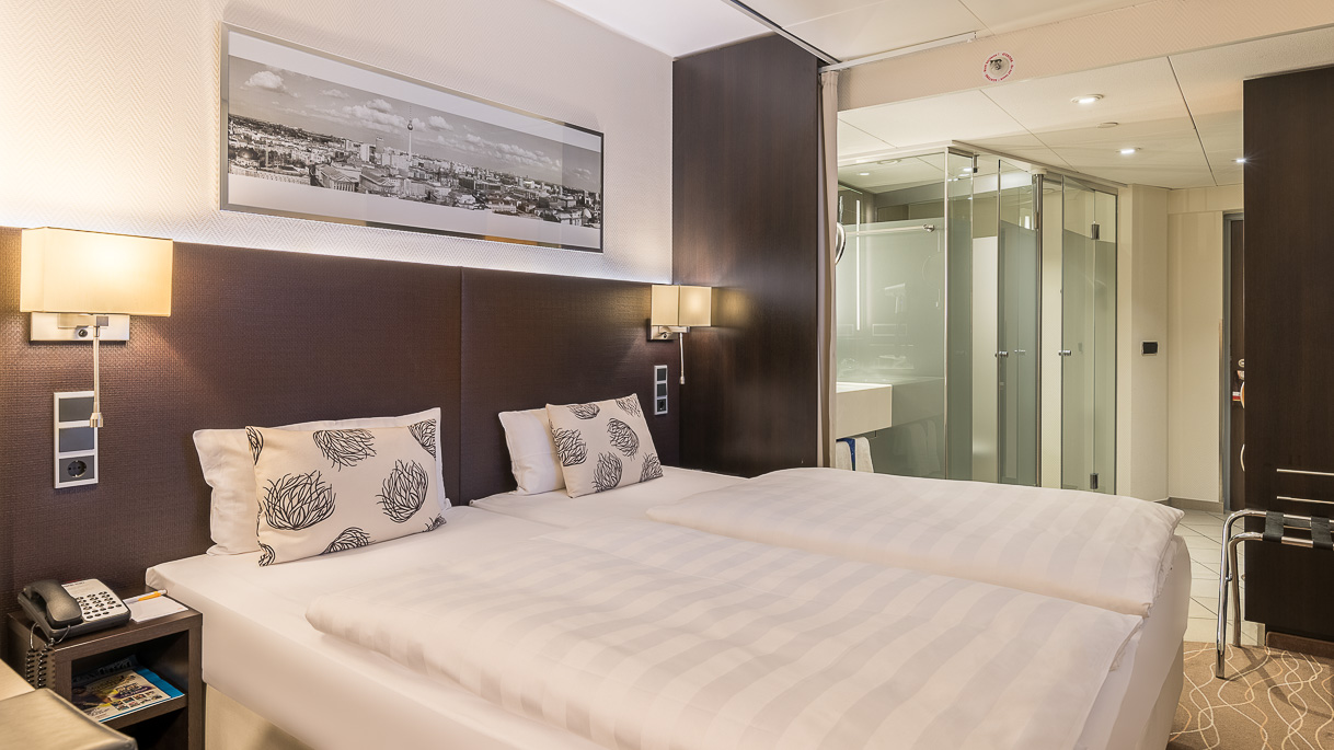 Zimmer - Kategorie 2 - Hotelfoto - PrimePhoto