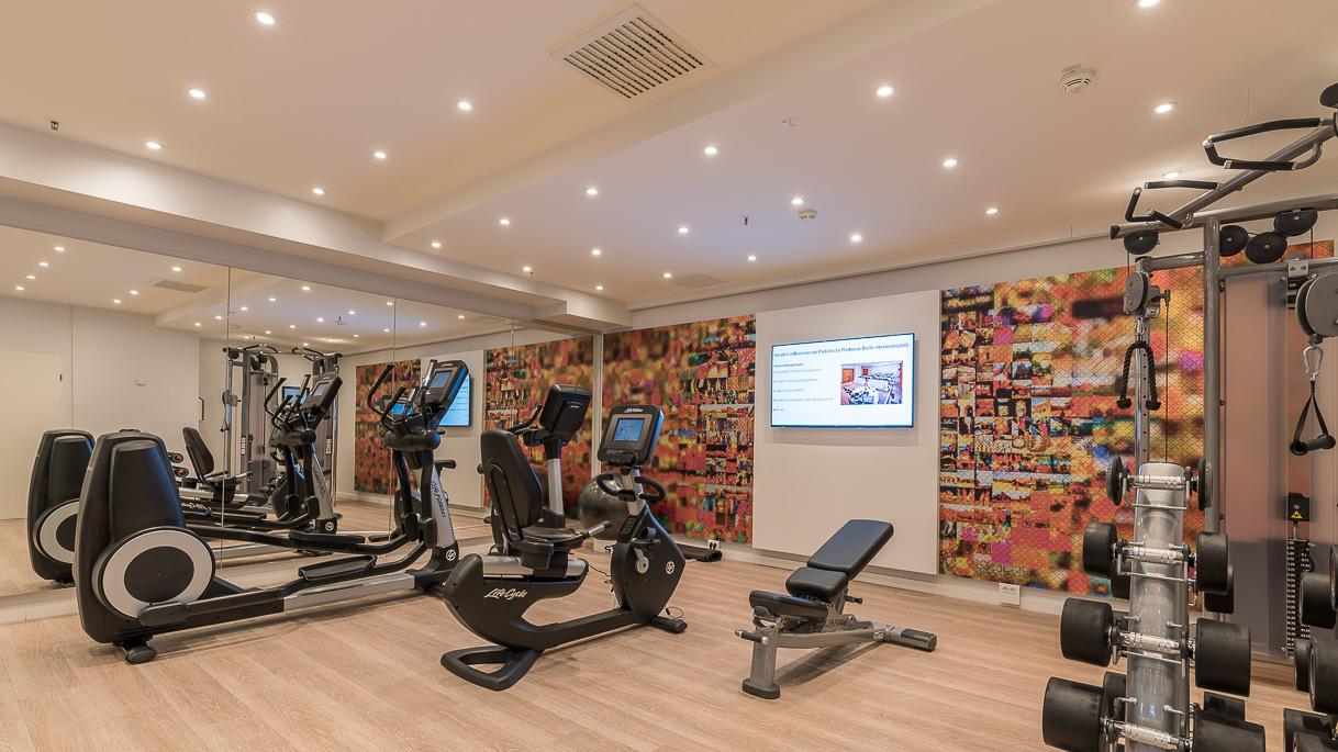 Gym - Hotelfoto - PrimePhoto