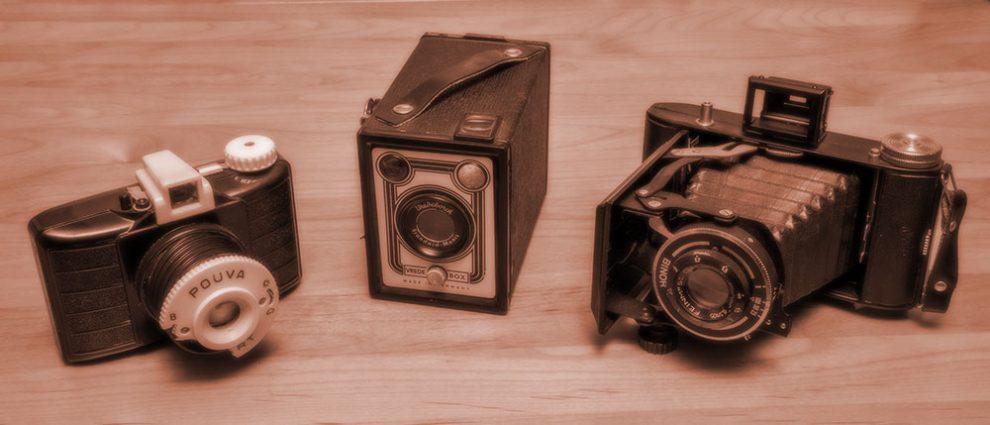 Diese Kameras haben Ihre besten Tage lange hinter sich.