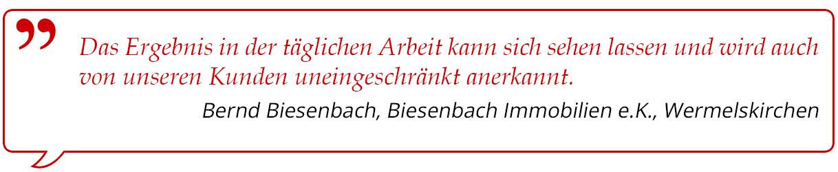 biesenbach-wermelskirchen