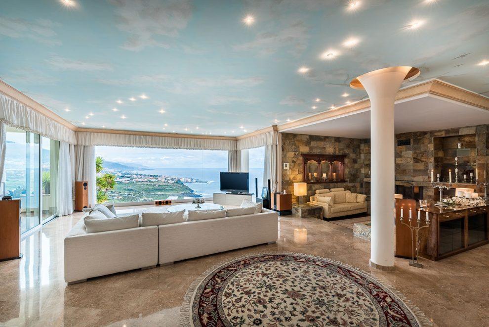 Immobilienfoto mit HDR - ausgeglichene Helligkeiten, die der echten Wahrnehmung entsprechen