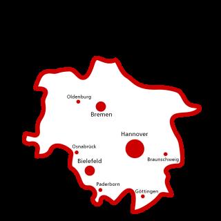 Niedersachsen - Bremen - Ostwestfalen