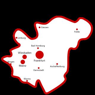 Rhein-Main-Gebiet