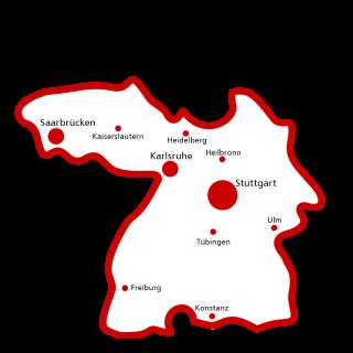 Region Südwest
