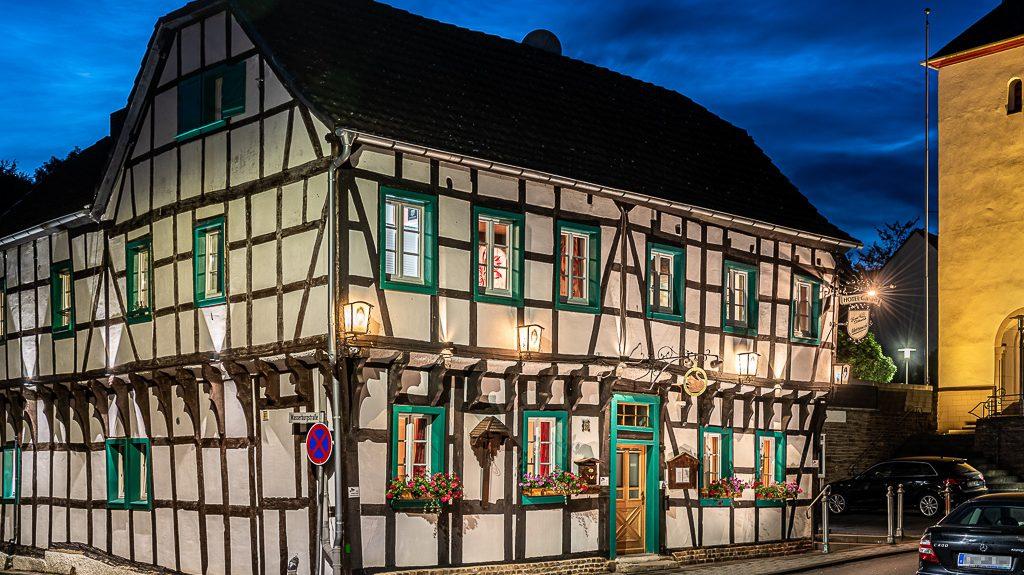 Außenansicht - Historisches Landhotel
