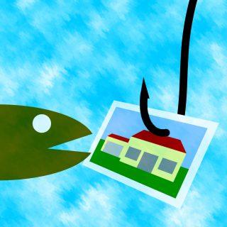 Hook-Bilder - Bauchentscheidung für Ihre Immobilie in 3 Sekunden